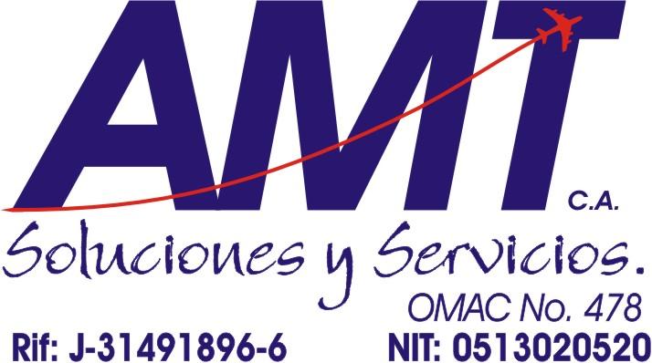 AMT SOLUCIONES Y SERVICIOS C.A>