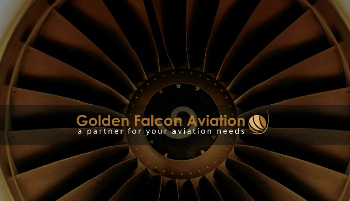 GOLDEN FALCON AVIATION>