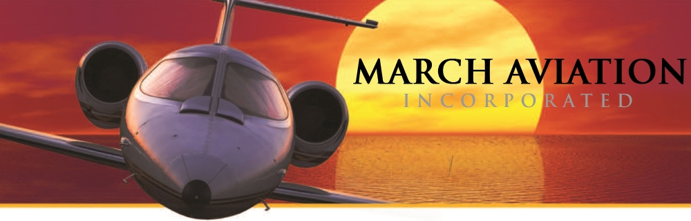 March Aviation, Inc.>